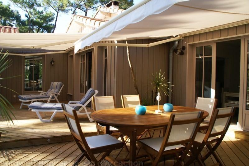 Belle villa familiale à louer centre Cap-Ferret
