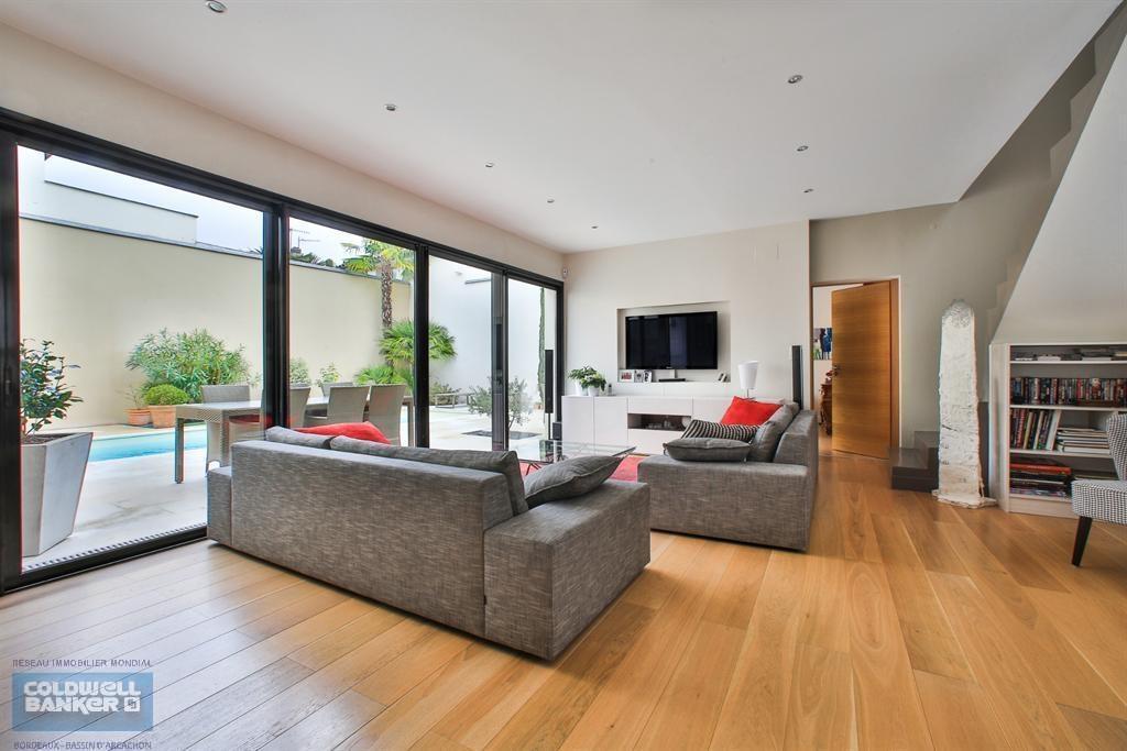 Vente maison villa bordeaux le bouscat villa for Appartement bordeaux avec piscine