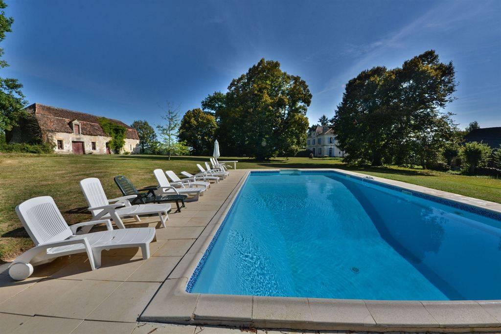 Vente maison villa dordogne perigord ginestet 24130 for Piscine 19eme