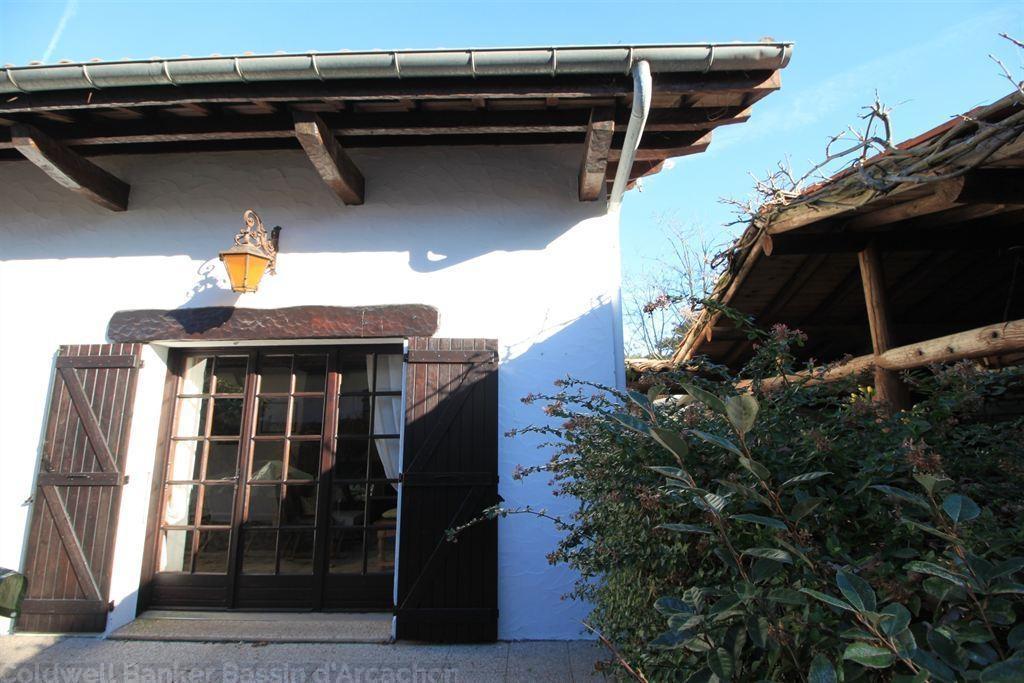 Vente maison villa pyla sur mer proche moulleau et plage for Vente maison en construction