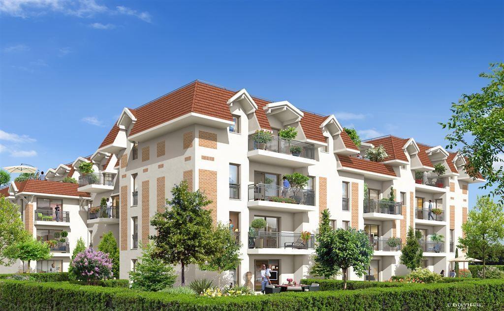 trouver appartement 2 chambres dans résidence de standing Arcachon