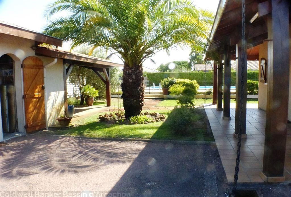 Book A Holiday 4 Bedroom House With Pool Arcachon Bay