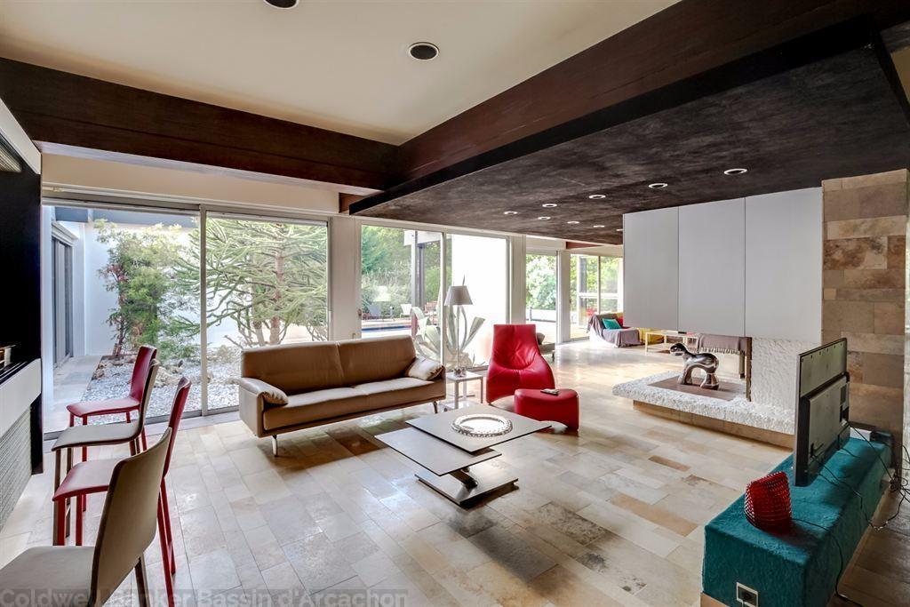 recherche grande villa de luxe 7 chambres super Pyla