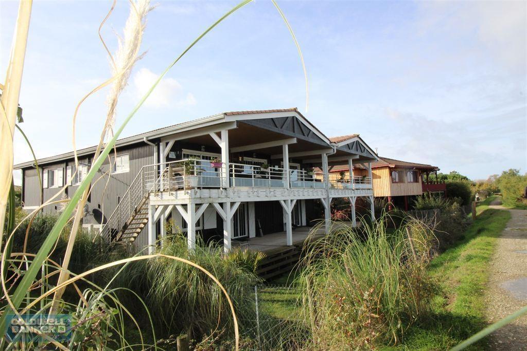 trouver villas de luxe en vente sur Bassin Arcachon