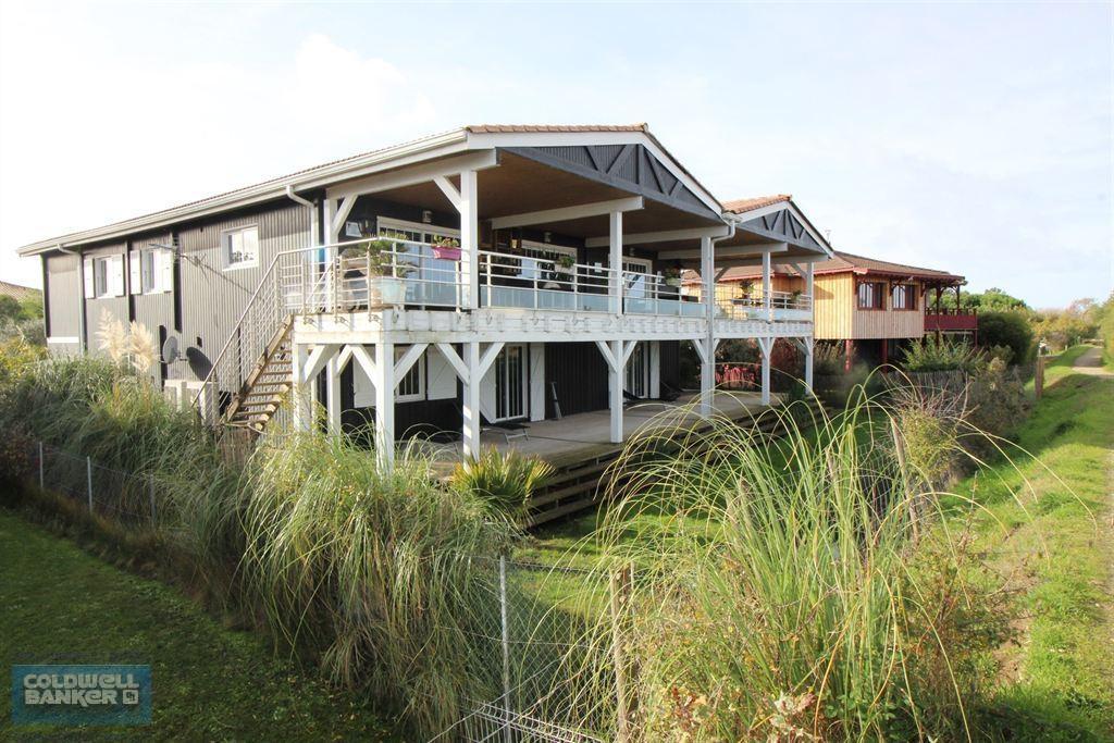 villa de prestige familiale en bois à la  vente Bassin Arcachon