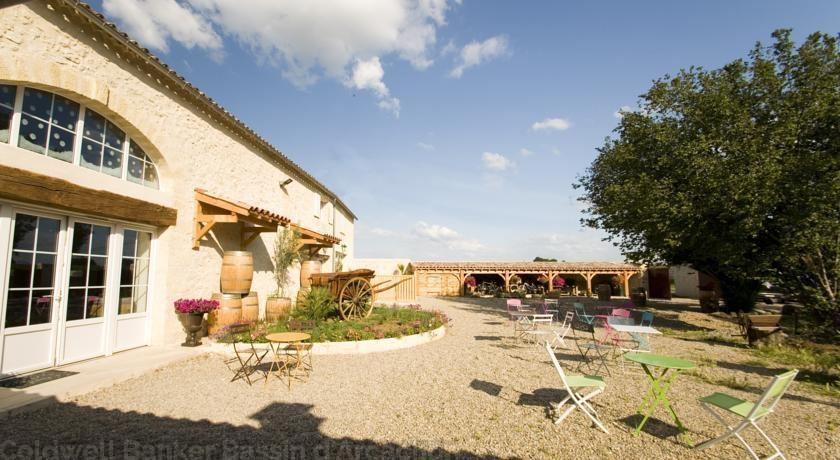 Propriété à vendre proche de Saint Emilion - 8 chambres avec piscine