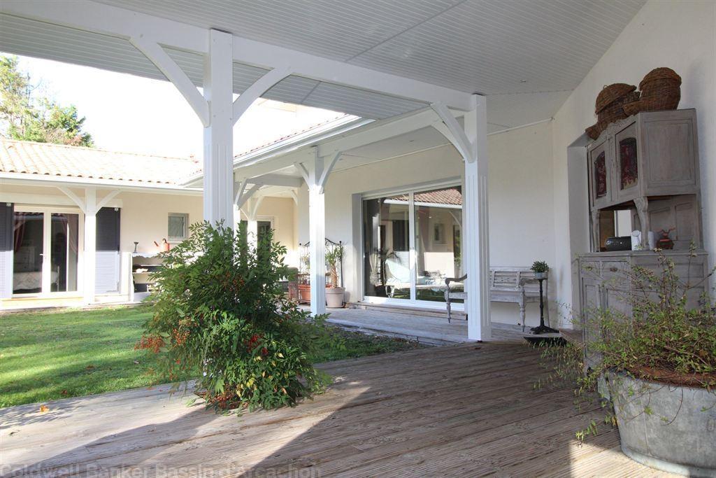Vente Maison Villa Bassin D 39 Arcachon Mios Villa De