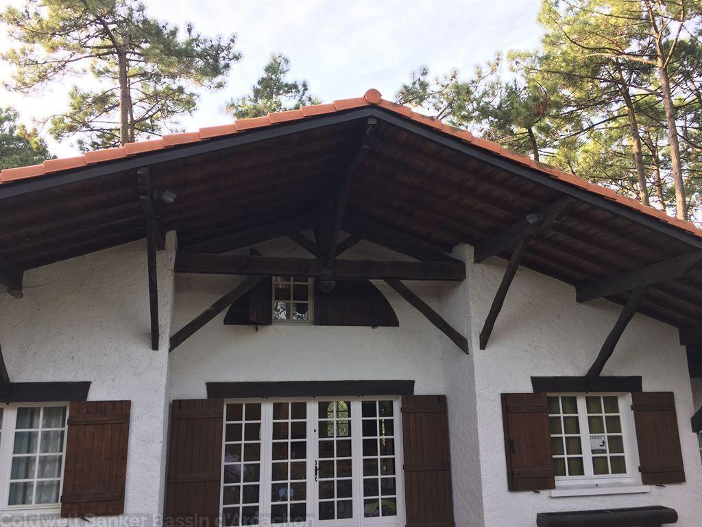 LE CANON - Belle villa Landaise à vendre a pied de la plage et des commerces