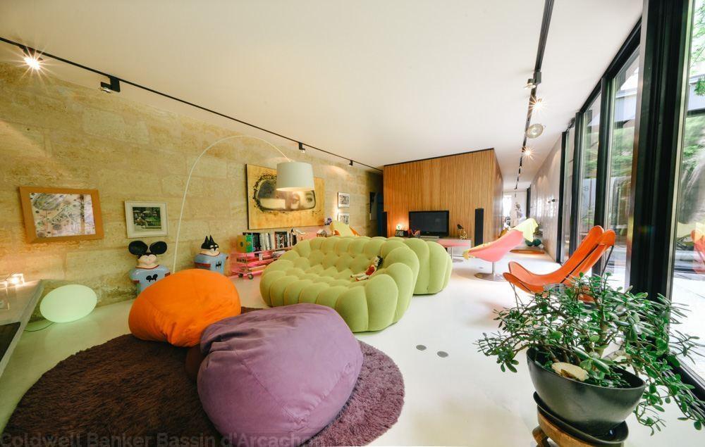 Acheter une maison de ville à Bordeaux - Chartrons avec une piscine intérieure chauffée