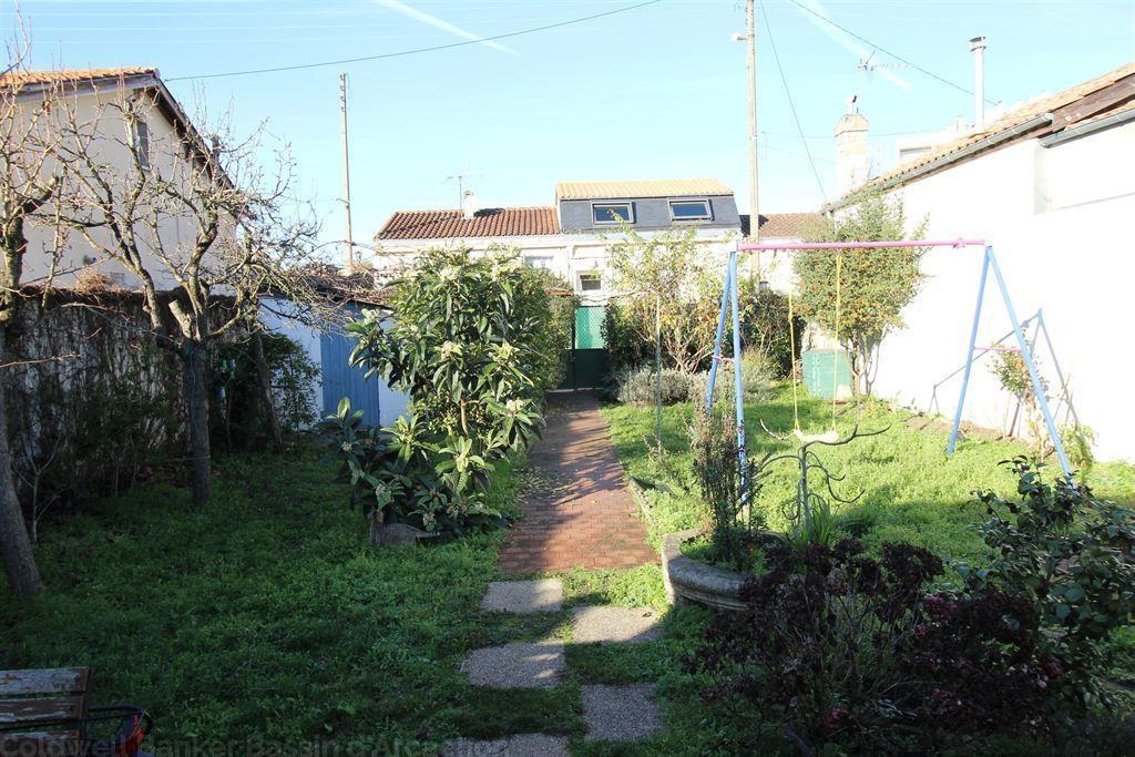 Achat echoppe bordelaise avec jardin bordeaux bègles