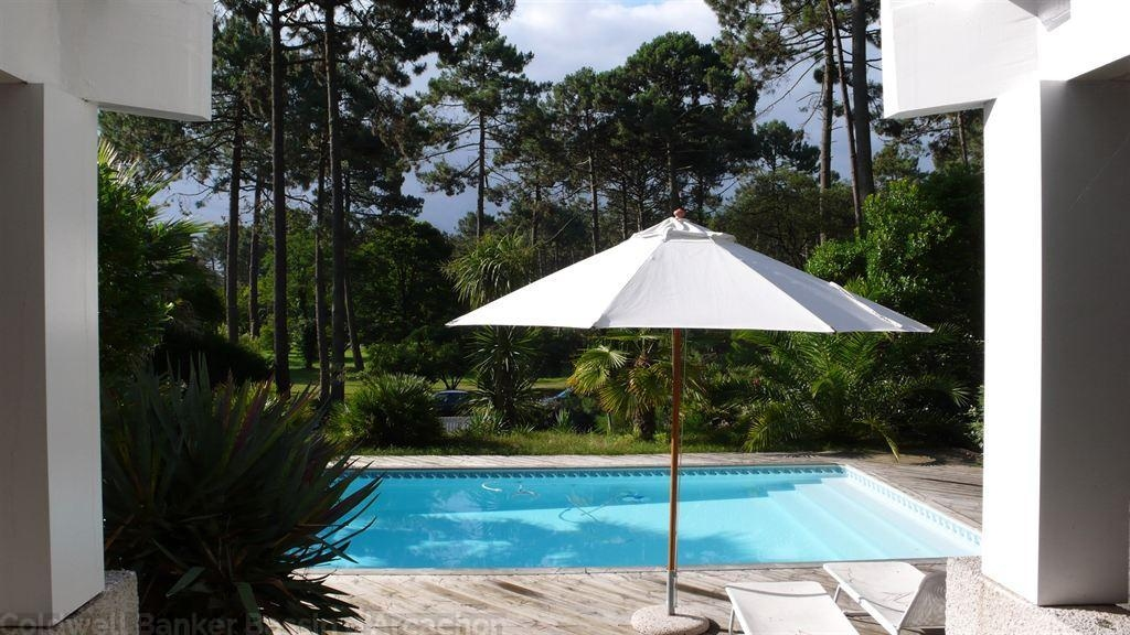 acheter une villa au Cap Ferret - Les Vallons du Ferret - bardée de bois en style Louisianne