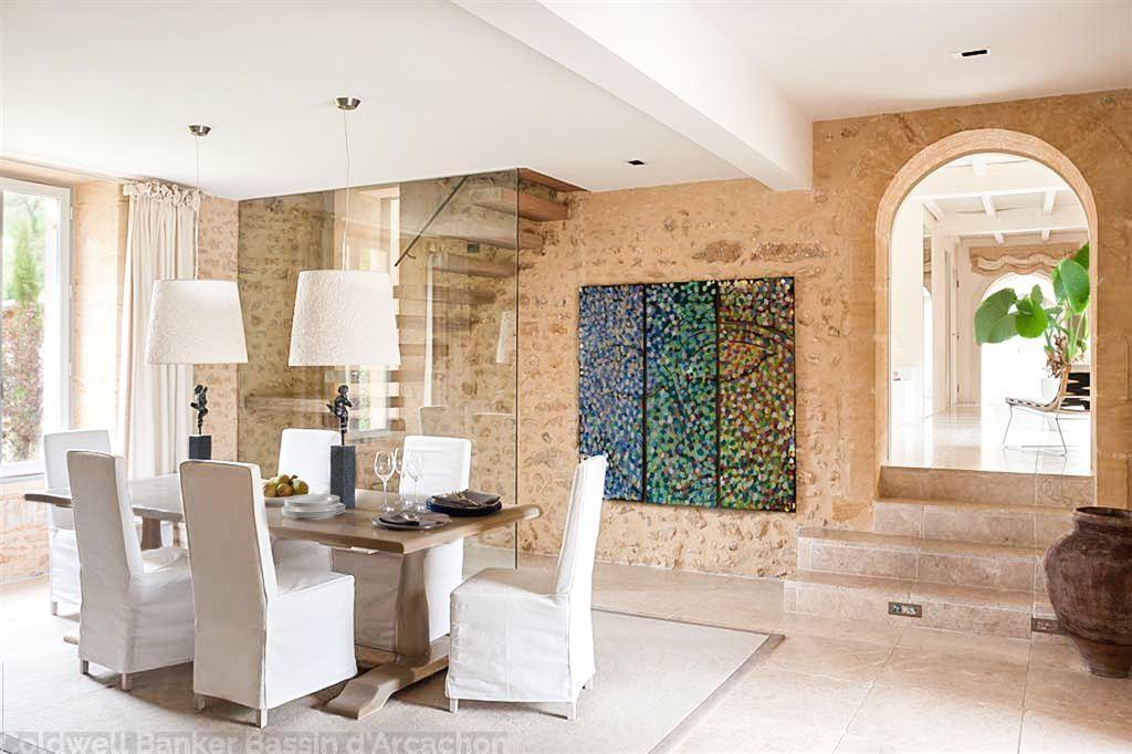 trouver grande demeure de caractère rénovée proximité aéroport de Bergerac