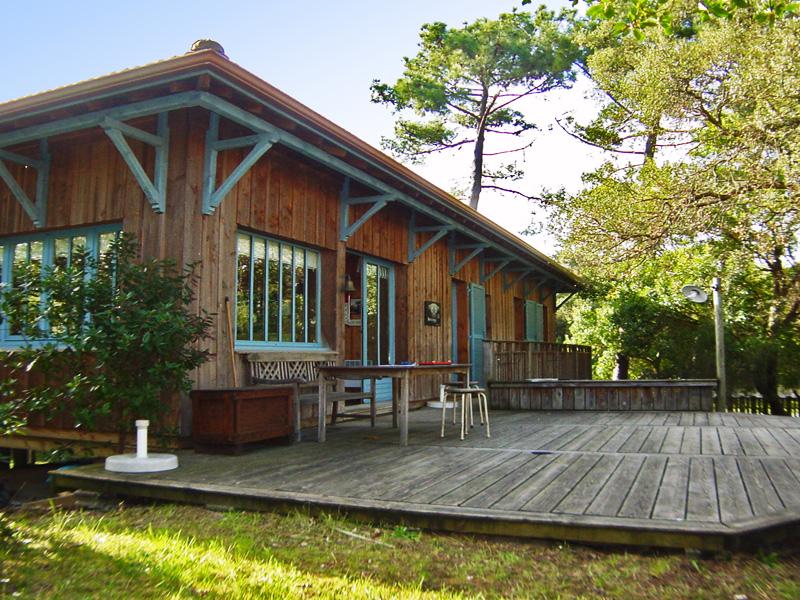 Villa à louer 10 couchages au Cap-Ferret