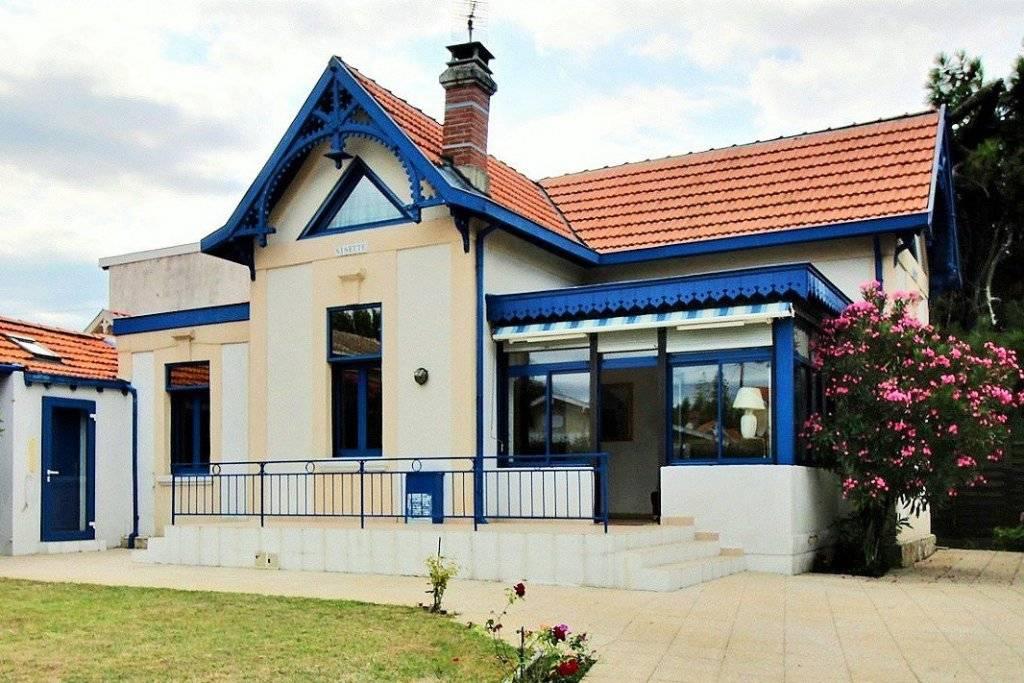 Maison 4 chambres proche plage à vendre Arcachon centre ville
