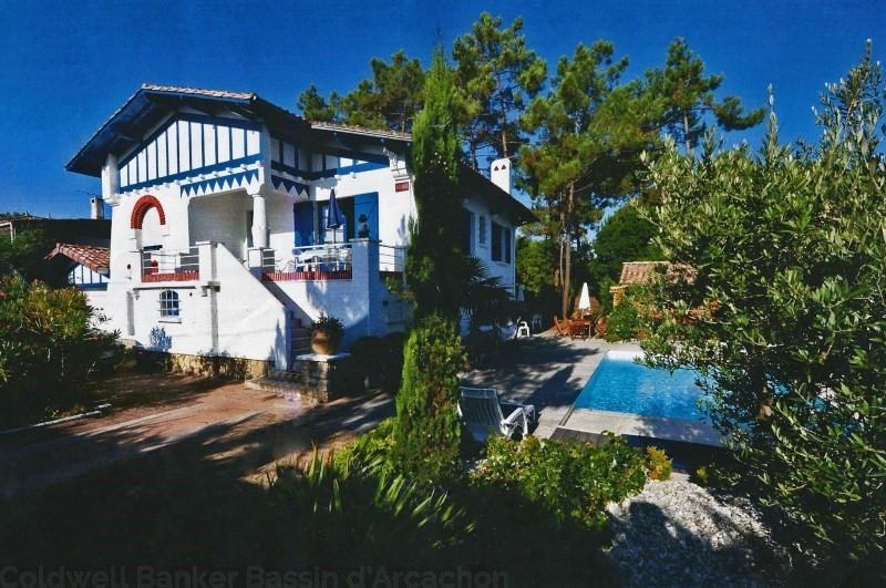 Villa 5 chambres 10 personnes avec piscine seconde for Maison a louer cap ferret avec piscine