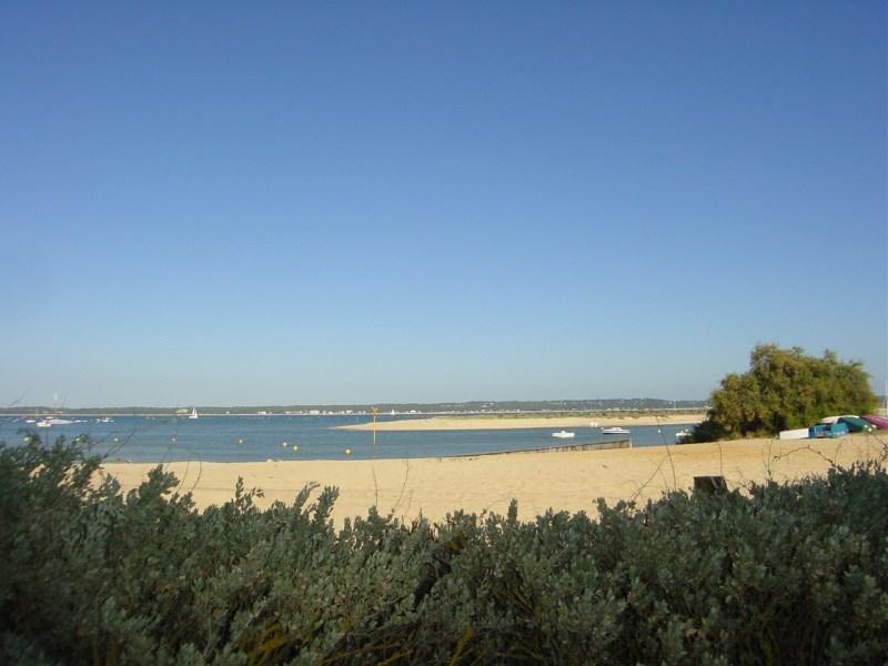 Location saisonnière centre Cap-Ferret vue bassin d'arcachon