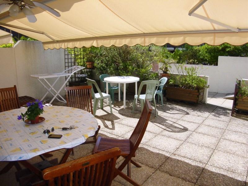 Appartement dans résidence avec piscine au Cap Ferret