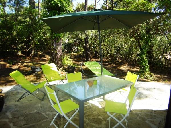 Location cap ferret avec piscine