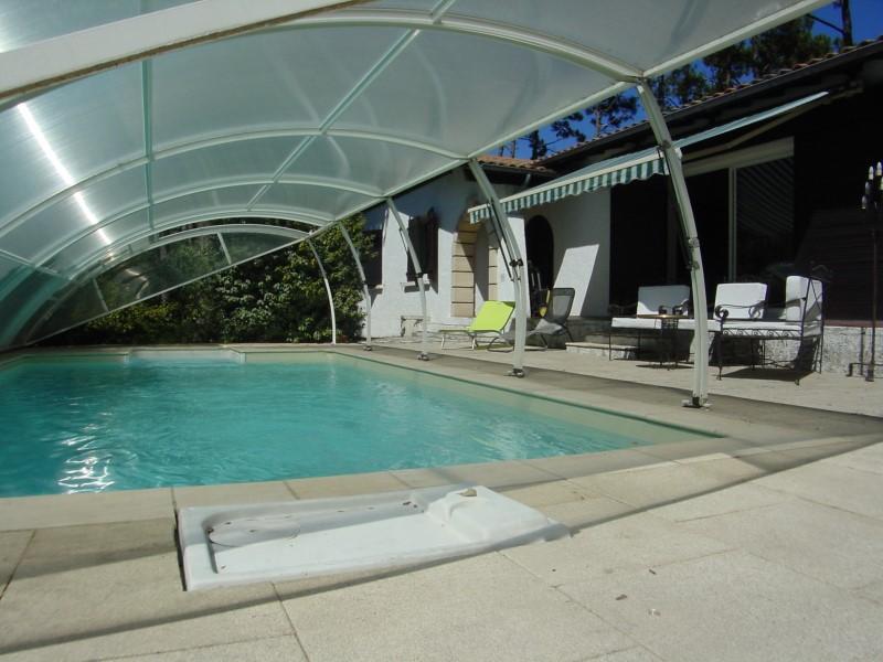 Maison avec piscine a louer cap ferret
