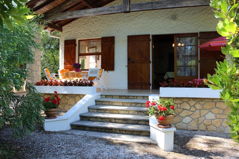 Location saisonnière villa 3 chambres cap-ferret