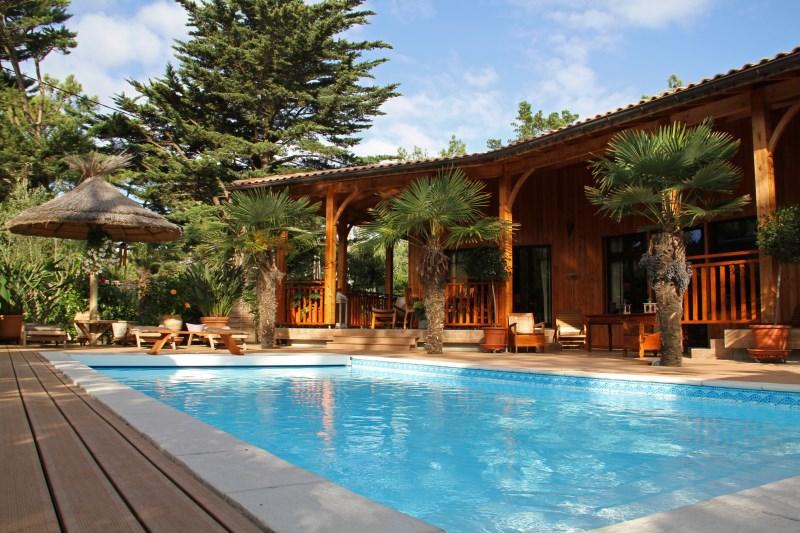 Location villa cap ferret luxe