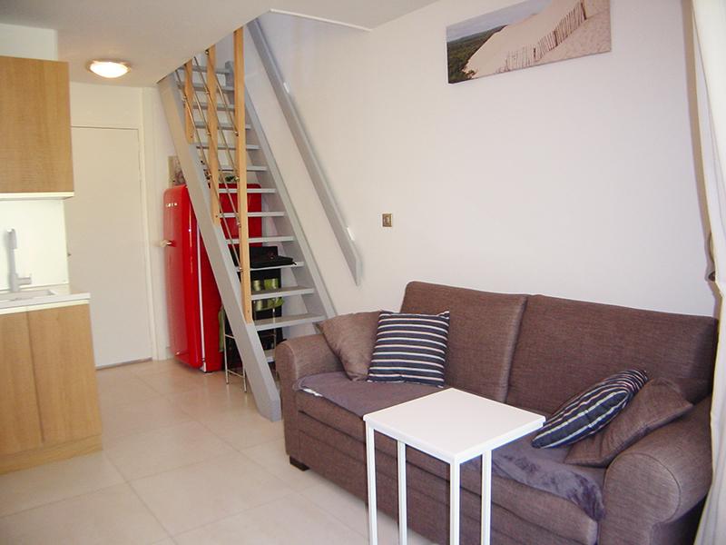 appartement duplex en location saisonnière Cap Ferret