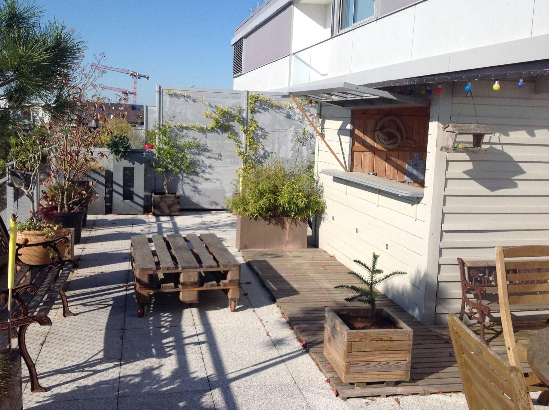 Bel appartement neuf en duplex avec terrasse vendre for Appartement bordeaux 5 chambres
