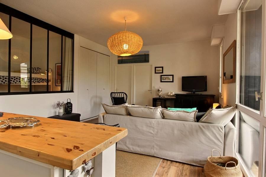 Location appartement Cap Ferret piscine
