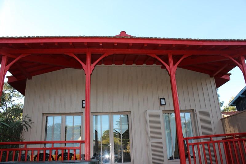Villa à louer type cabane de pêcheurs au cap-ferret
