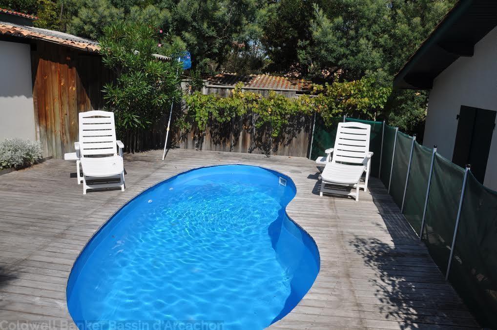 Location Villa Cap Ferret Proximite Centre Pour 8