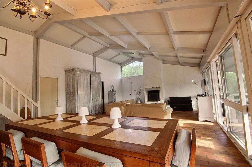 A louer jolie villa familiale Cap-Ferret