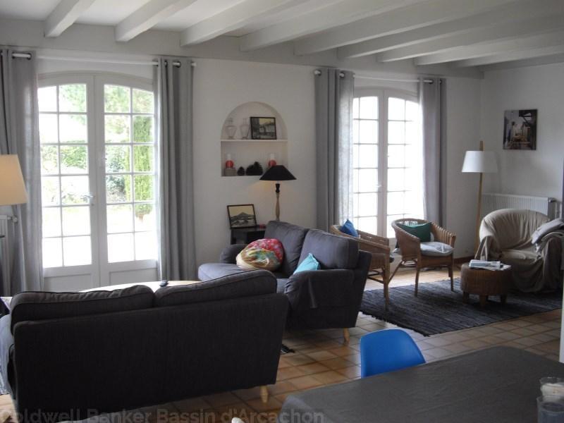 Villa entièrement rénovée avec 4 chambres sur le bassin d'arcachon