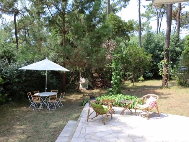 villa en location saisonnière pour 10 personnes Cap Ferret