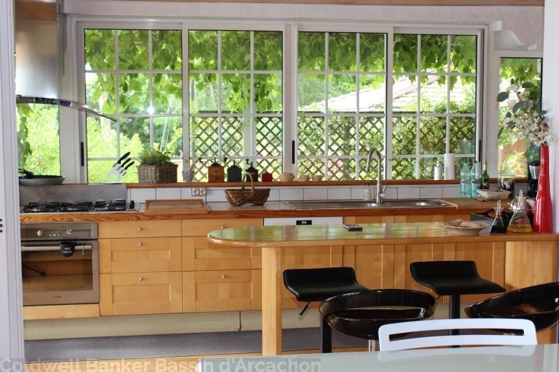 trouver villa familiale pour location été avec accès direct plage cap ferret