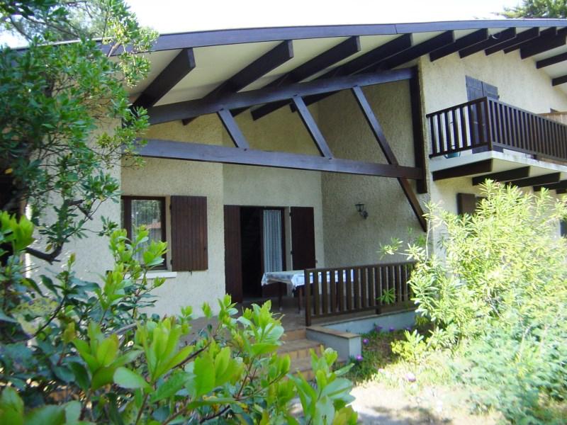 villa familiale en location saisonnière sur le cap-ferret