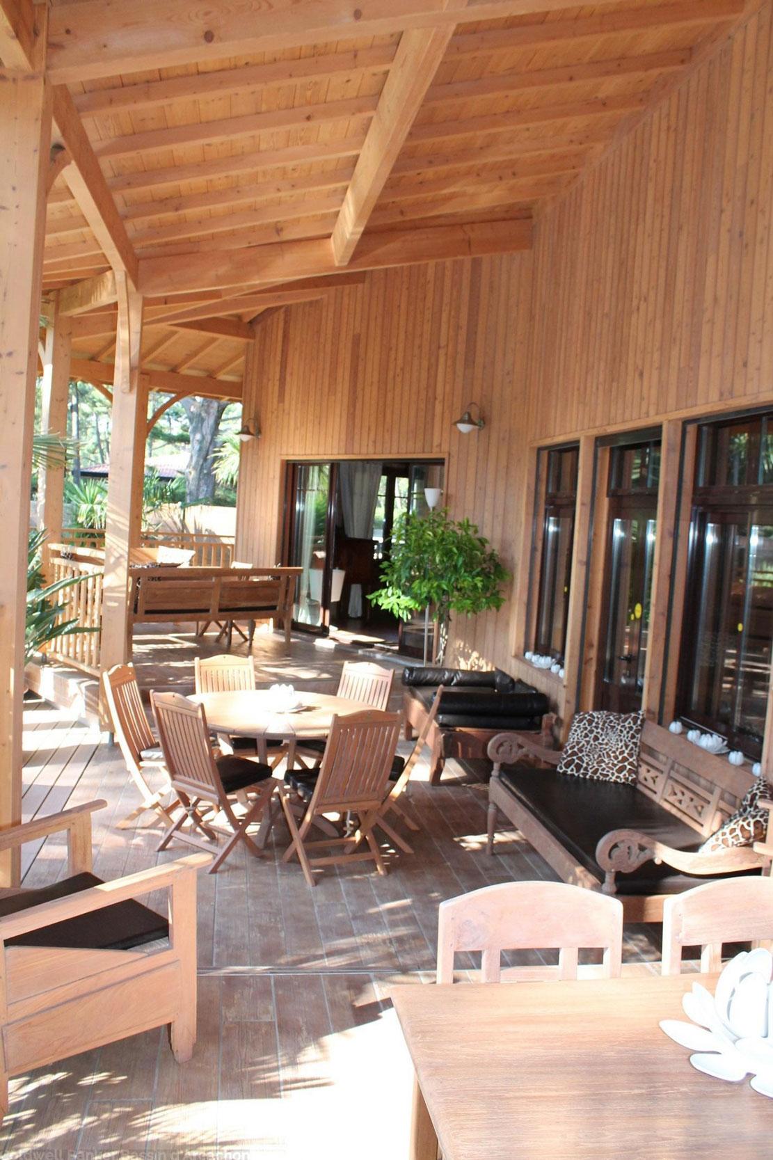 Vente Villa Cap Ferret De Luxe Avec 4 Chambres Et Piscine