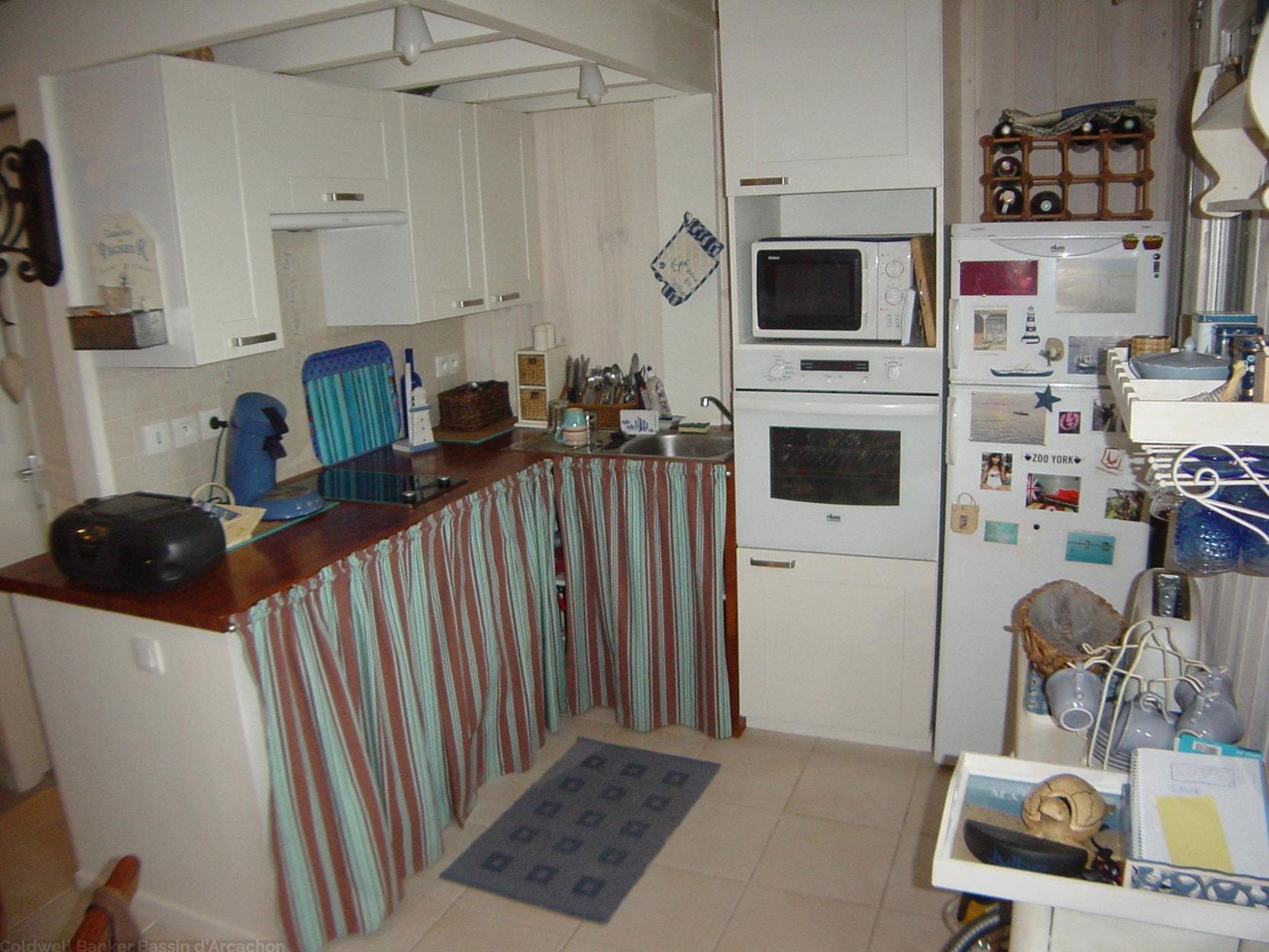 Location saisonnière au Cap-Ferret appartement pour 5 personnes