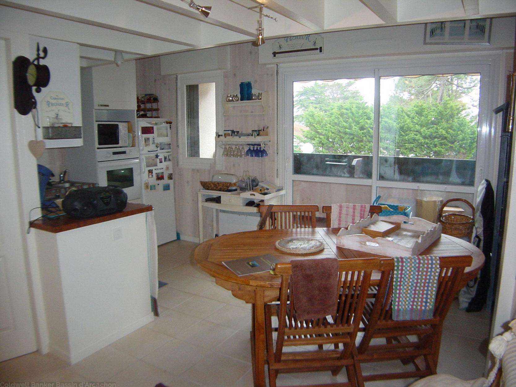 A louer appartement duplex au cap-ferret