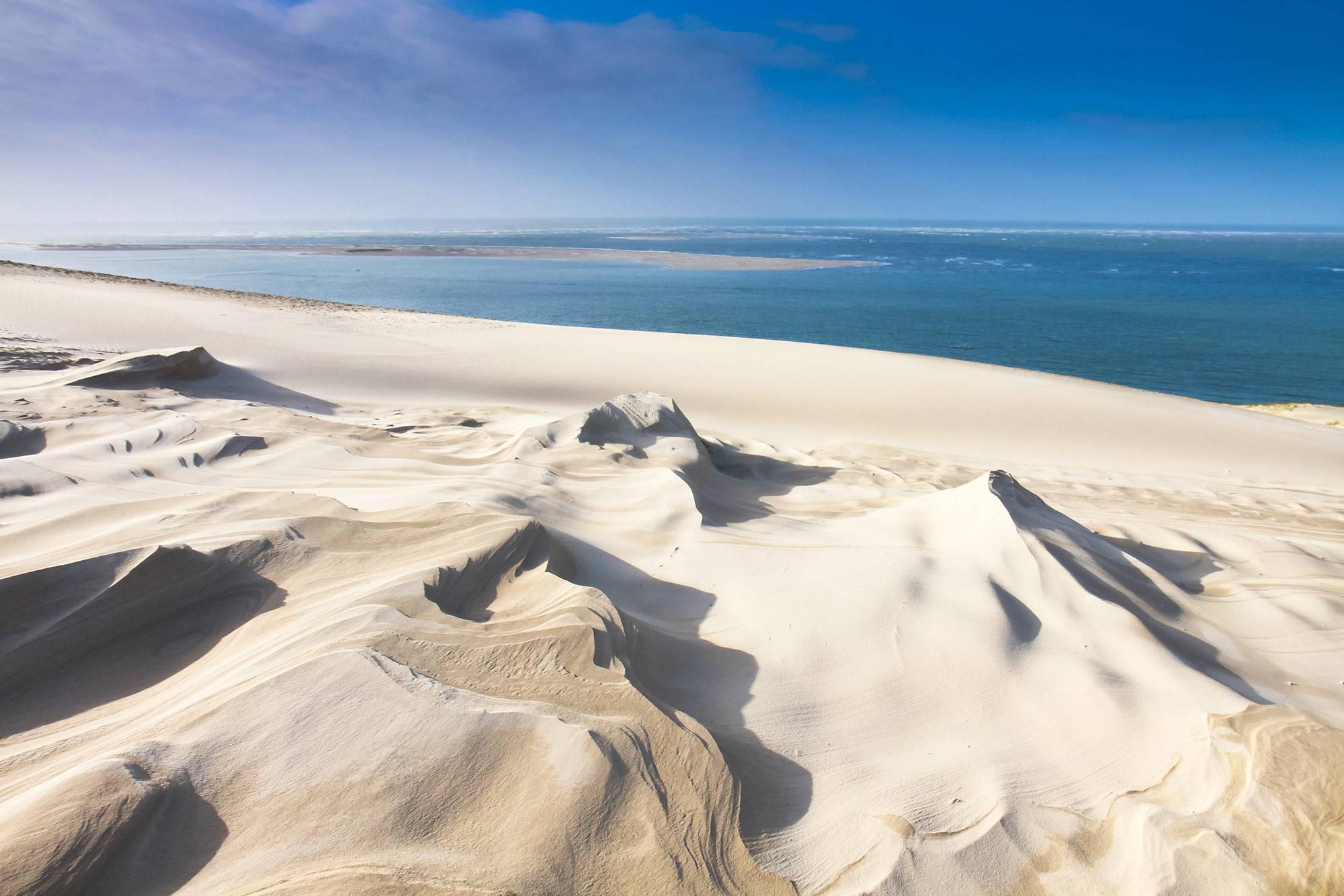 découvrir la dune du Pilat sur le bassin Arcachon