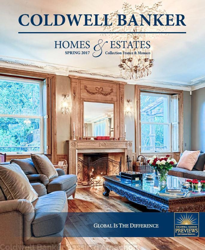 home estates magazine printemps 2017 votre magazine de prestige pour r ver coldwell banker. Black Bedroom Furniture Sets. Home Design Ideas