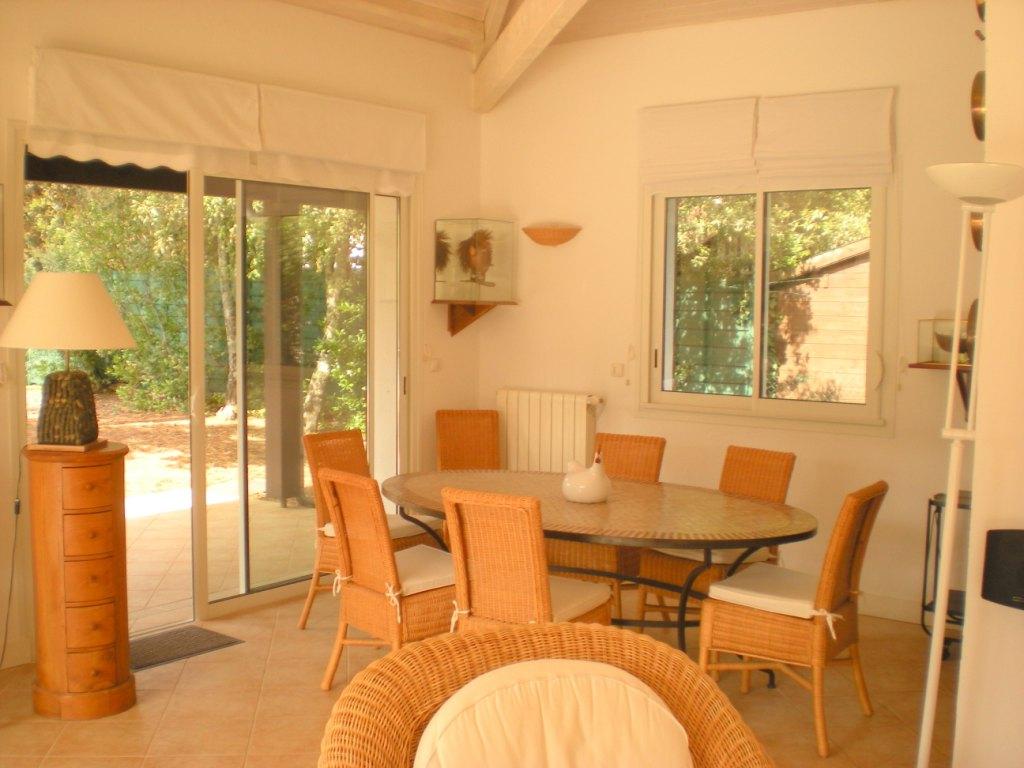 Pyla sur Mer location saisonnière de villa de vacances