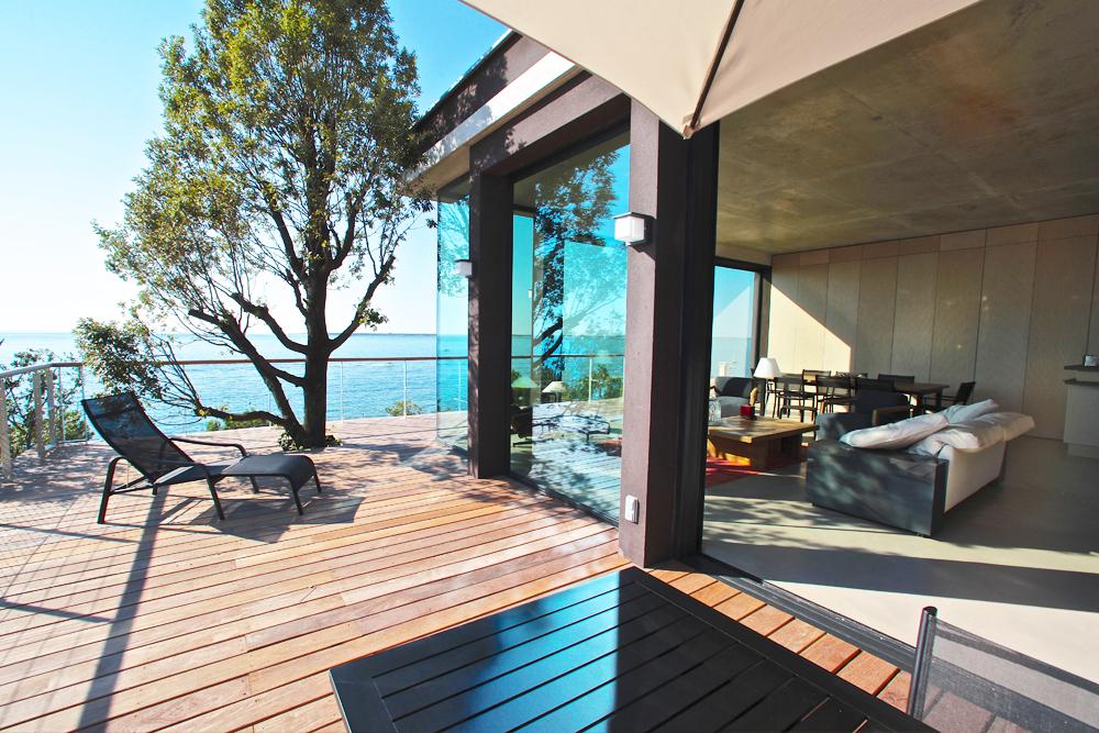 location luxe standing villa corniche pyla 20 personnes