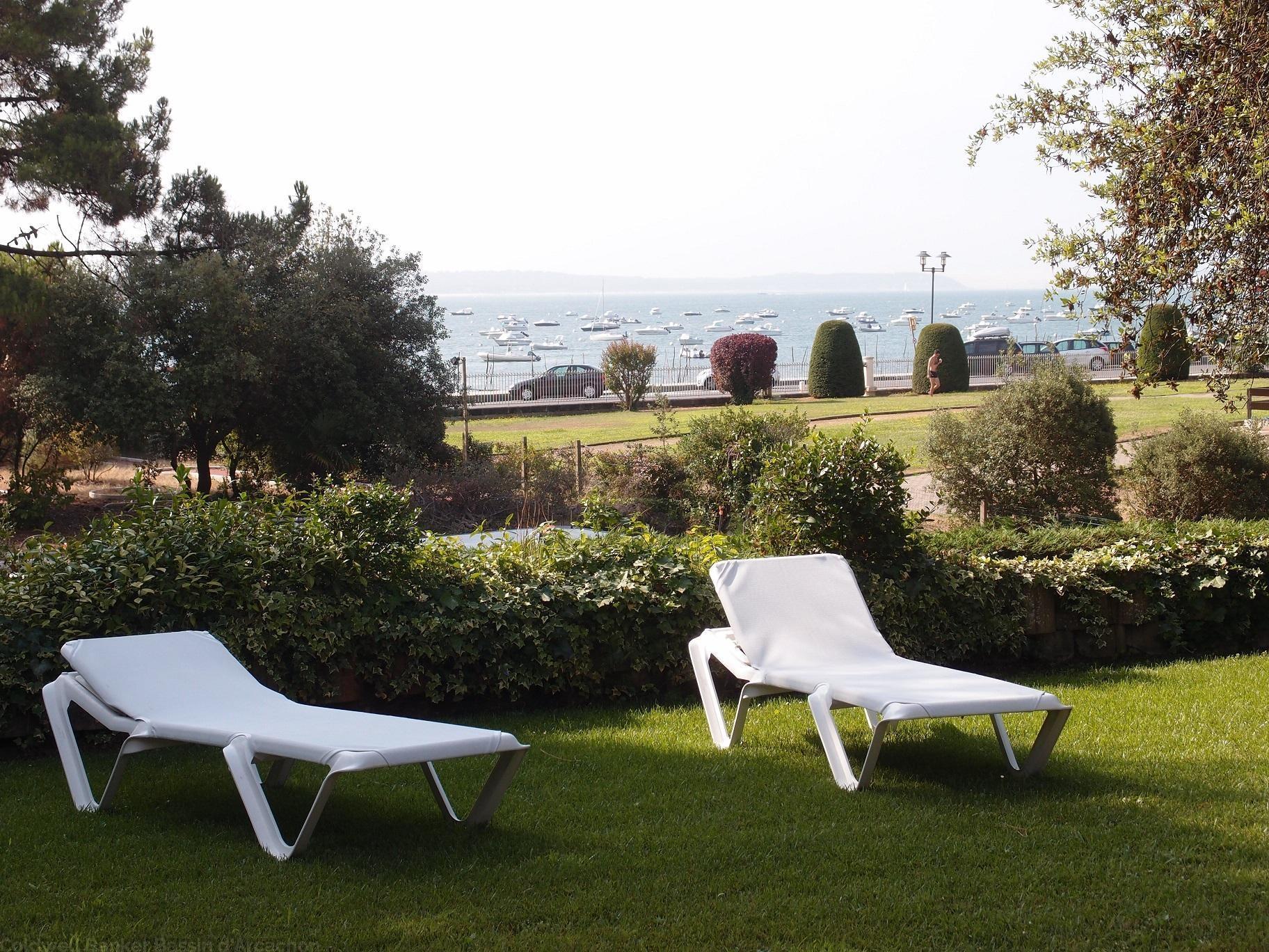 villa familiale 5 chambres bel aperçu bassin proche du cap-ferret