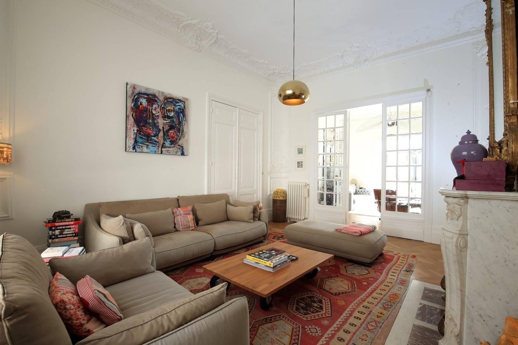 Hôtel particulier rénové a vendre quartier Saint Seurin Bordeaux