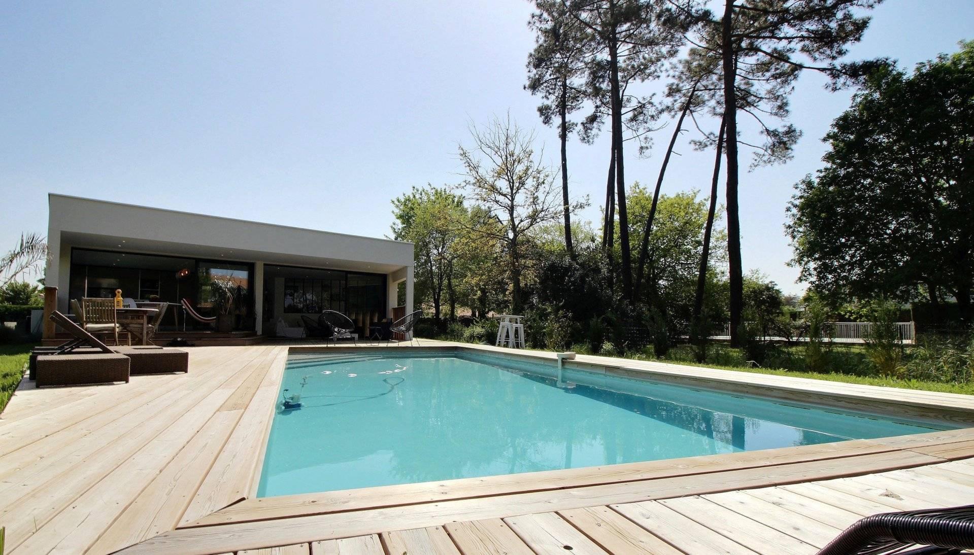 Vente maison neuve avec piscine GUJAN-MESTRAS