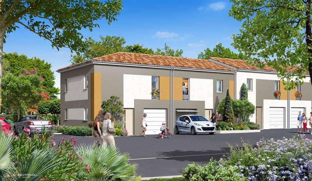 Programme immobilier neuf LA TESTE CANELOT