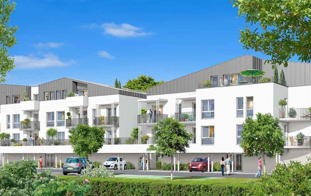 Appartement avec jardin 15 m2 à vendre MERIGNAC