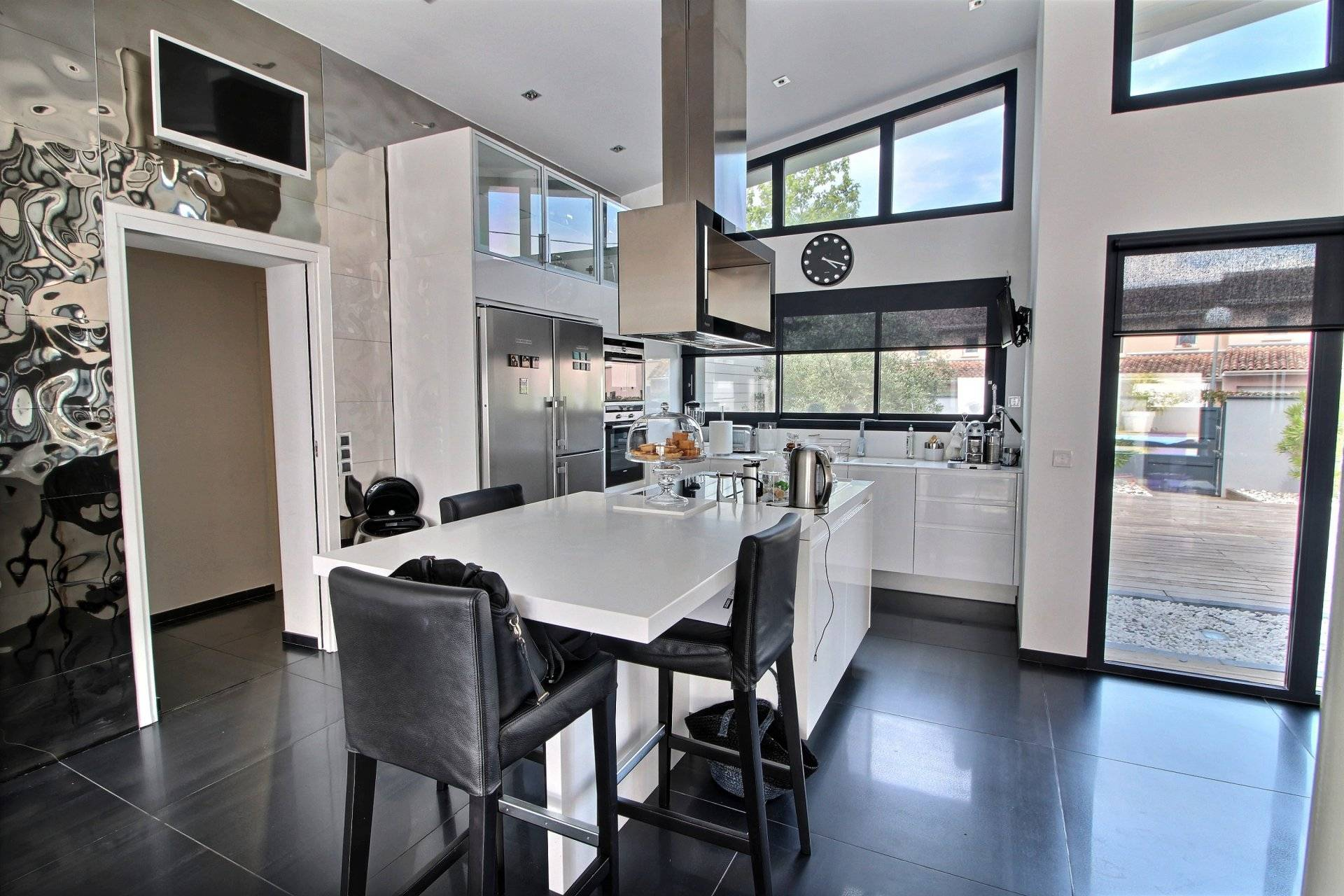 Superbe maison moderne et contemporaine a vendre BORDEAUX ...