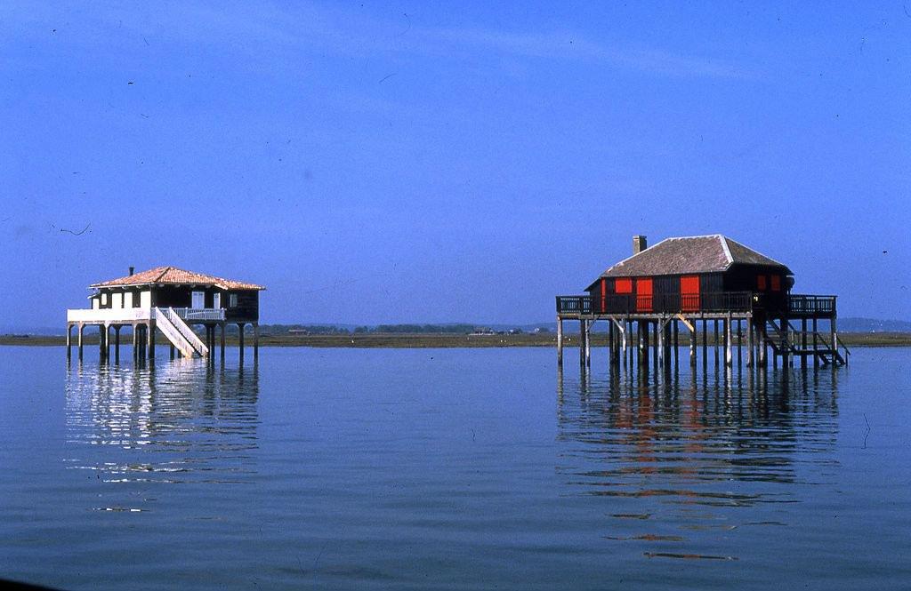 appartement de luxe sur le bassin d'arcachon