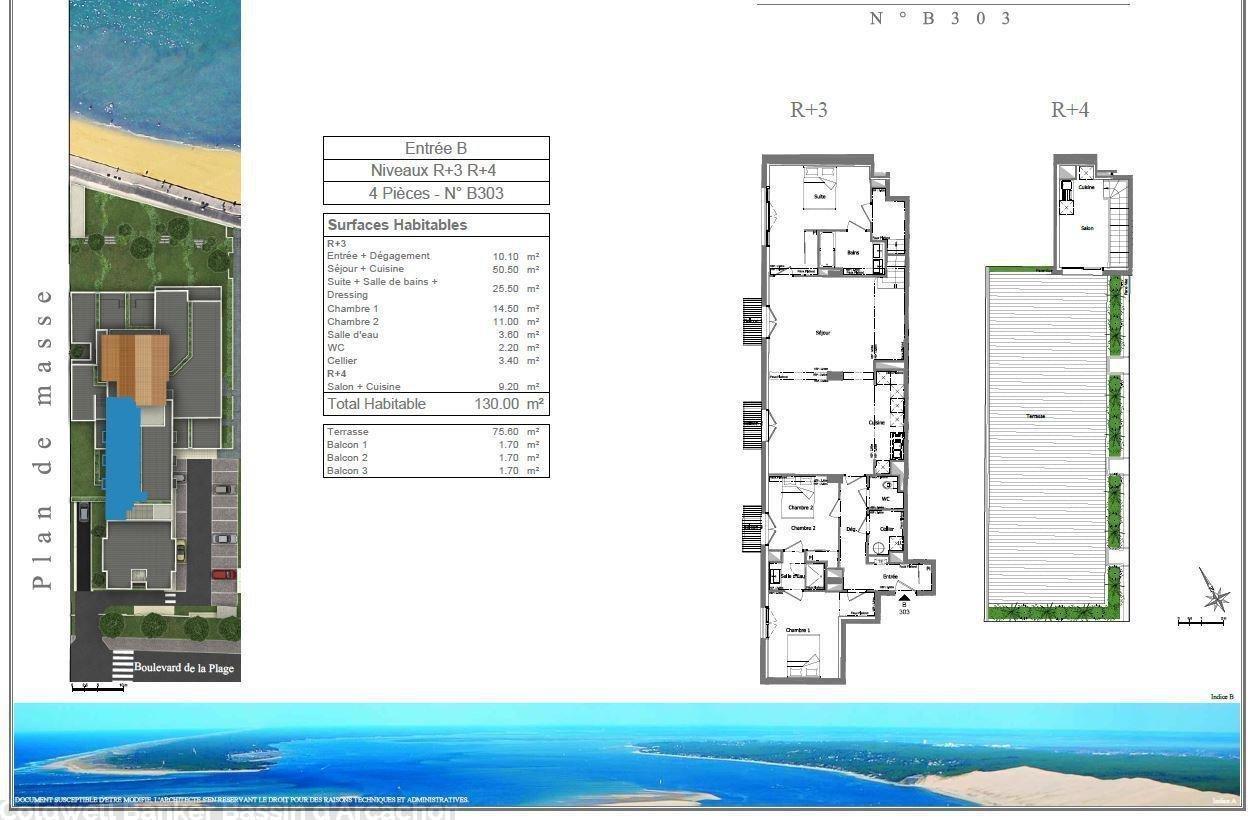 vente appartement t4 f4 arcachon centre ville front de mer coldwell banker. Black Bedroom Furniture Sets. Home Design Ideas